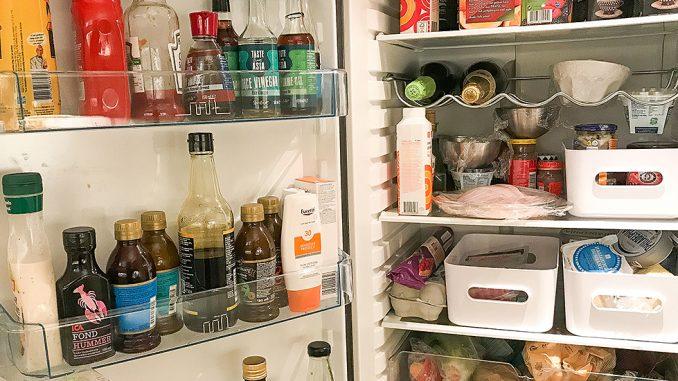 Recept efter ingrediens -Vad har du i kylen?