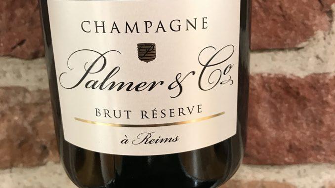 Palmer & Co Brut Réserve -front