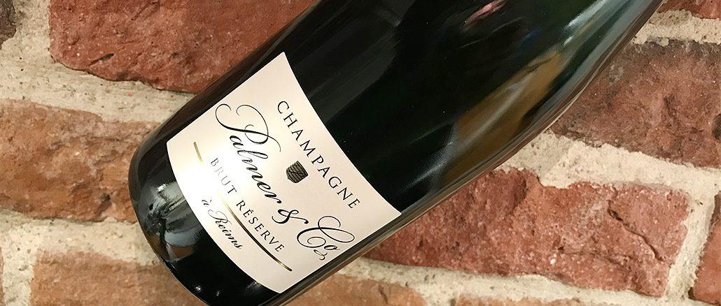 Palmer & Co Brut Réserve -god Champagne till bra pris