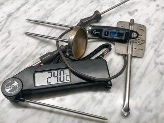 Stektermometrar -nu och då