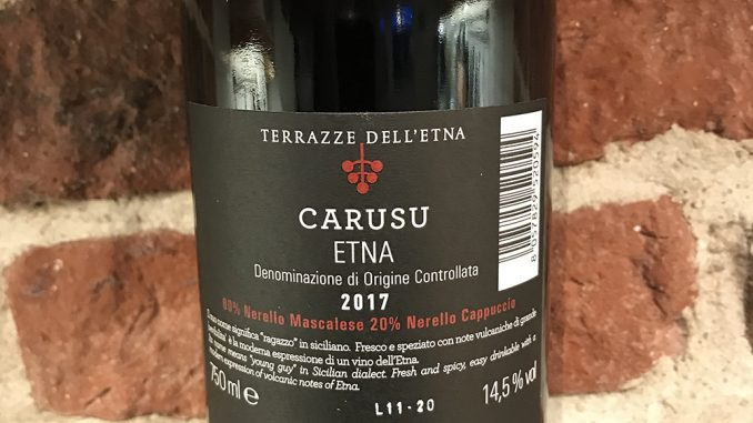 Carusu -back