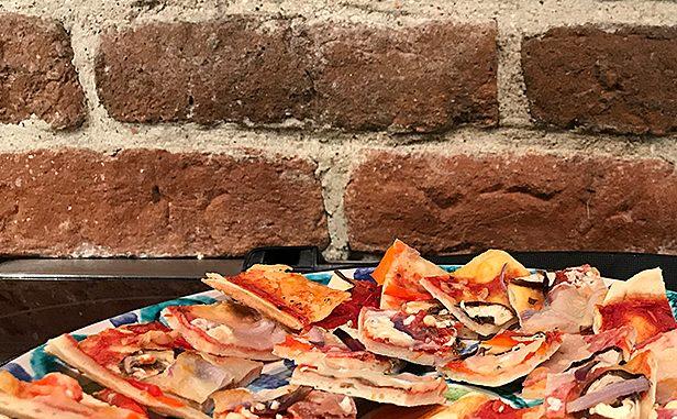 Pizzaskärvor