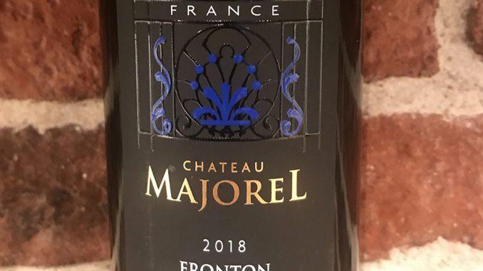 Chateau Majorel -front