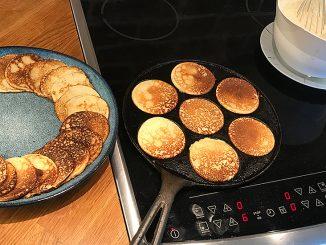Plättar och pannkakor -ett barndomsminne