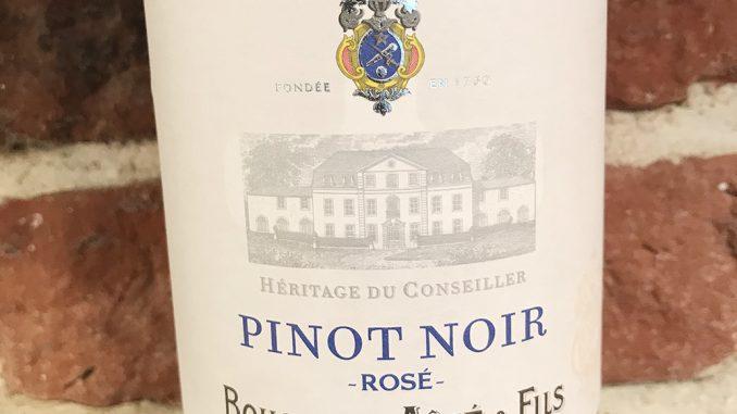Bouchard Aîné & Fils Pinot Noir Rosé -front