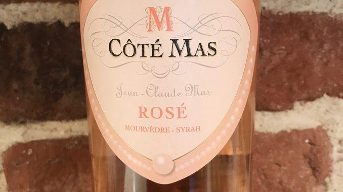 Côté Mas Organic Rosé från Frankrike -front