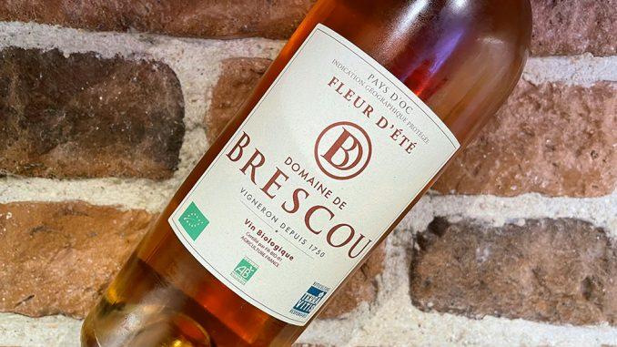 Domaine de Brescou Fleur d'Ete -en prisvärd rosé