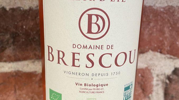 Domaine de Brescou -front