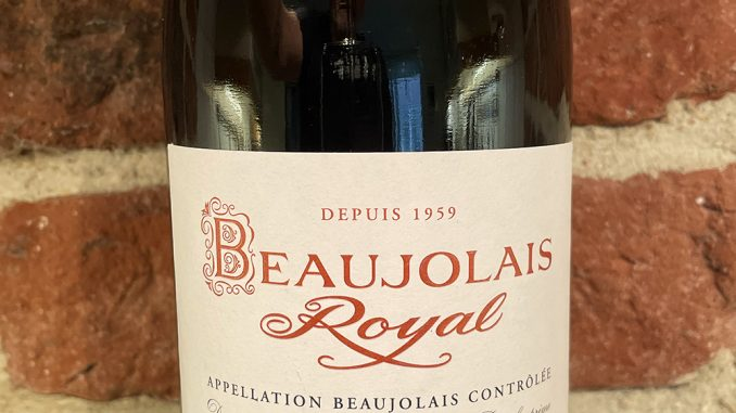 Beaujolais Royal -front