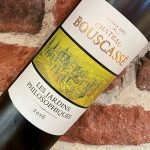 Château Bouscassé Les Jardins Philosophiques -fylligt vitt vin