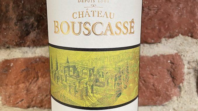 Chateau Bouscassé Les Jardins Philosophiques -front