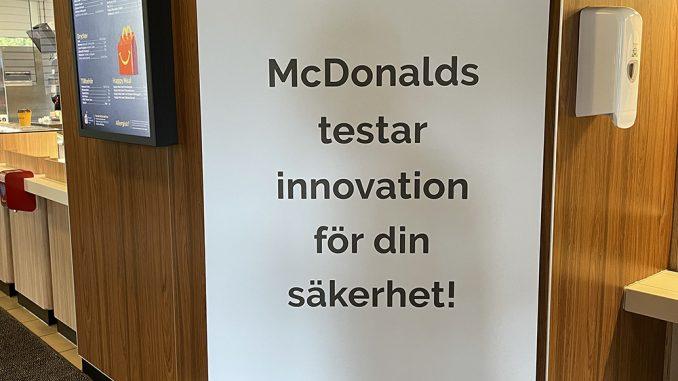 Paprtect testar innovation